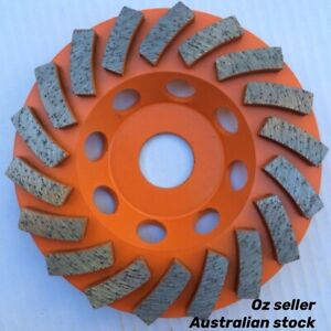 Medium Bond 35# 5inch Cup Wheels For General Purpose Grinding