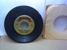Old 45 RPM Record - De La Rosa 101 - Latin Kings - Palomita Mensajera / Dos Lagr