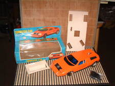 MERCEDES C 111 B/O COMPUTER CAR! FULLY WORKING/COMPLETE/BOXED! VINTAGE TOY!