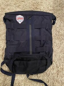 Under Armour Roll Top UAA Navy Blue Basketball Backpack