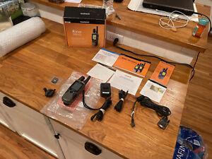 Garmin Rino 530HCx Handheld GPS,2Way Radio, w New Garmin Battery! See Details!