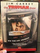 The Truman Show (DVD, 1999, Sensormatic)