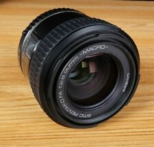 Pentax SMC D FA Macro 50mm f2.8 Lens - Excellent Condition