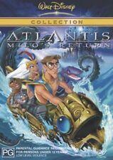 Atlantis - Milo's Return (DVD, 2003)