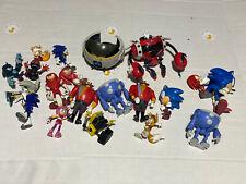 Lot Of Sega Sonic The Hedgehog Toys & Figures