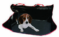 Heavy Duty Water Resistant Car Rear Seat Boot Protector Wet Dry Pet Covers Dog