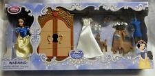New Disney Princess Snow White Mini Doll Figure Wardrobe Box Set