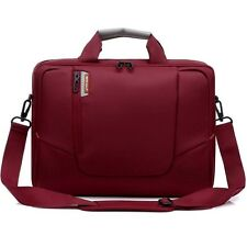 "Waterproof Laptop Shoulder Bag 17.3"" Notebook Computer Case Travel Padded Sleeve"