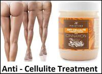 Hristina Cosmetics 100%Natural Anti Cellulite Firming Cream Cinnamon 200 ml
