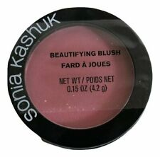 Sonia Kashuk Beautifying Blush #14 Pink HTF Discontinued