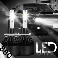XENTEC LED HID Foglight kit 899 White for 2002-2003 Lincoln Blackwood