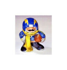 Original L A San Diego Chargers Football Huddles Old Toy Figurine 1983 Figure