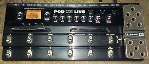 LINE 6 POD X3 LIVE Amp Simulator Multi Effector