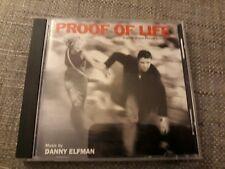 PROOF OF LIFE CD SOUNDTRACK - DANNY ELFMAN