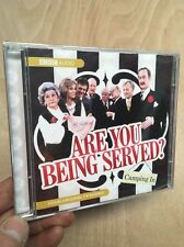 Are You Being Served?:Camping in-BBC Audio CD New+Sealed TV Series Episodes 70's