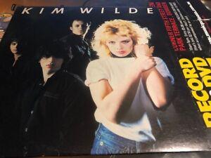 KIM WILDE - KIM WILDE - LP VINYL AUST PRESSING 1981 SRAK.544  RARE ~ Excellent