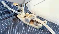 Viking Husqvarna Sewing Machine Genuine Elastic Guide Foot 4128153-45 Fits 1-7**