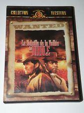 dvd  LA BATAILLE DE LA VALLEE DU DIABLE  très bon état