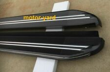 (#283) Aluminium Running Boards Side Steps for Toyota Kluger 2014 to 2020