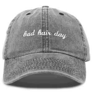 DALIX Bad Hair Day Hat Baseball Cap Vintage