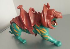 Estremamente raro 1976 He-Man Masters of the Universe Battle GATTO figura (Big Jim)