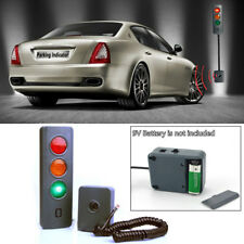 Smart Car Garage Backup Light Indoor Wall Lamp Traffic Signal Sensor Stop Light
