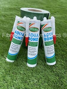 Artificial Grass Seaming Jointing Tape And Adhesive Glue (1M-10M)