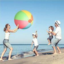 "39""Jumbo Classic Multicolored Beach Ball 39"" Beach Ball, Summer Pool Party"