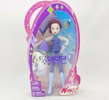 Mattel 2005 2006 Winx Club Charmix Tecna Fairy Transformation Doll! BNIB