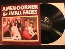 Small Faces & Amen Corner - 1972 UK Vinyl 12'' Lp./ VG+/ 60's Pop Rock