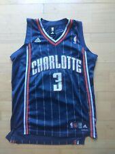 RARE Gerald Wallace Charlotte Bobcats Adidas Swingman Trikot Jersey NBA Sz. S