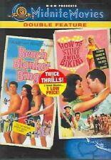 Beach Blanket Bingo & How to Stuff a Wild Bikini DVD Region 1 027616910790