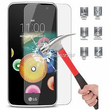 Real Tempered Glass Film Screen Protector for LG K4 K120E Mobile Phone