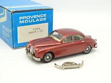 Provence Moulage Kit Monté 1/43 - Jaguar MKII 1962 Rouge métal