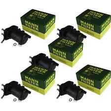 5x MANN-FILTER Kraftstofffilter Fuel Filter WK 939/9 x