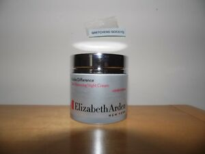 Elizabeth Arden Visible Difference Skin Balancing Night Cream 1.7 oz NWOB