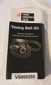 Mitsubishi Genuine Parts VS000250 Timing Belt Kit New for Lancer CE 1.8L 4G93