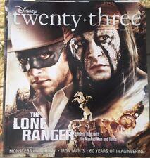 D23 Disney Twenty Three Summer 2013. The Lone Ranger