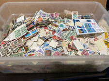 Stamp Vault 100g Canada Mixed *Off Paper* - Bulk Lot Unsorted Kiloware