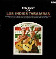 "LOS INDIOS TABAJARAS The Best Of 12"" 33rpm Vinyl LP Album RCA INTS5003 DA"