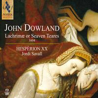 Hesp rion XX - Lachrimae or Seaven Tears [New SACD] Hybrid SACD