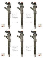 6x Injektor Bosch Einspritzdüse BMW E60 E61 535d 1353 7792096 200 KW 272 PS