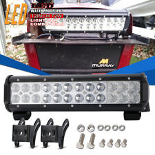 12'' Led Light Bar Flood Spot Work Driving Offroad 4WD Truck Atv UtE Roof Light