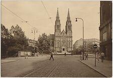 PRAHA - NAMESTI MIRU (REPUBBLICA CECA) 1964