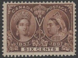 CANADA Scott 55 SG129 Mint Hinged