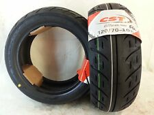 PNEUMATICO GOMMA MOTO SCOOTER CST 120/70-10 54L TUBELESS