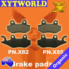 FRONT Brake Pads for Suzuki AN 400 Burgman/Skywave 2007-2013