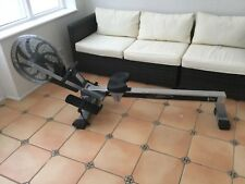 V-Fit AR1 Artemis 2 Air Rowing Machine-Fitness