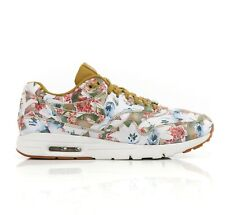 """NIKE c.2015 """"Milan"""" Air Max 1 Ultra City Multi-color Floral Sneakers Size 8"""