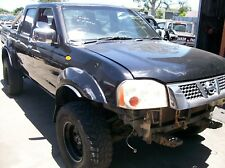 WRECKING NISSAN NAVARA D22  V6 4WD  5SPD $1 WHEEL NUT ONLY